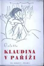 Klaudina v Paříži