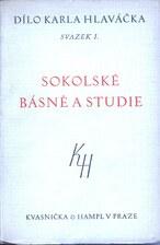 Sokolské básně a studie