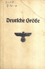 Ausstellung Deutsche Größe