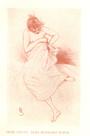Henri Boutet - kresba Žena hledající blechy (s. 20) Q42B24