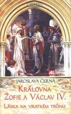 Královna Žofie a Václav IV