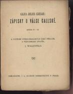 Zápisky o válce gallské