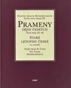 Staré letopisy české