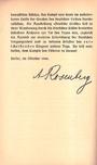 závěr předmluvy s reprodukovaným podpisem Alfreda Rosenberga (s. 4)