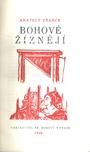 titulní list s ilustrací (A. Chlebeček - neuvedeno)