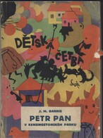 Petr Pan v Kensingtonském parku