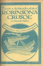 Život a dobrodružství Robinsona Crusoe