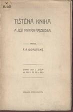 Tištěná kniha a její vnitřní výzdoba