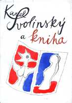 Karel Svolinský a kniha