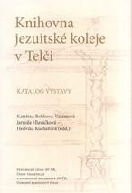 Knihovna jezuitské koleje v Telči