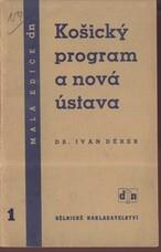 Košický program a nová ústava
