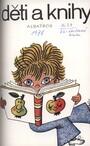 Obálka - Děti a knihy 1978 Albatros