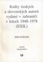 Knihy českých a slovenských autorů vydané v zahraničí v letech 1948-1978 (exil)