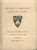 Francie v obrazech českých malířů