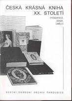 Česká krásná kniha XX. století