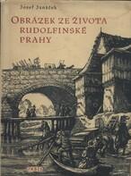 Obrázek ze života rudolfinské Prahy