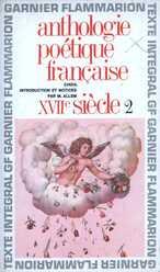 Anthologie poétique française XVIIe siècle