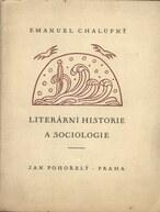 Literární historie a sociologie