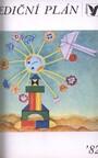 Obálka - Ediční plán 1982 Albatros