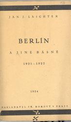 Berlín a jiné básně