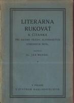 Literárna rukoväť k čítanke pre siedmu triedu slovenských stredních škôl
