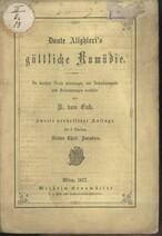Dante Alighieri's göttliche Komödie