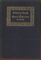 Wilhelm Busch an Maria Anderson