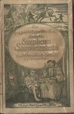 Des Hans Jakob Christoph von Grimmelshausen Abenteuerlicher Simplicius Simplicissimus