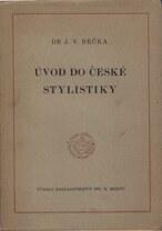 Úvod do české stylistiky