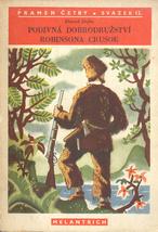 Podivná dobrodružství Robinsona Crusoe