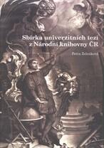 Sbírka univerzitních tezí z Národní knihovny ČR