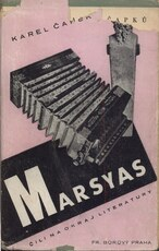 Marsyas čili Na okraj literatury