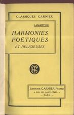 Harmonies poétiques et religieuses
