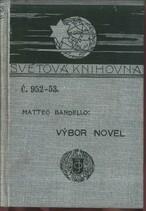 Výbor novel