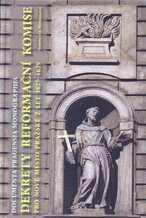 Dekrety reformační komise pro Nové Město pražské z let 1627-1629