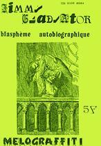 blasphème autobiographique