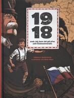 1918, aneb, Jak jsem dal gól přes celé Československo
