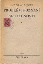 Problém poznání skutečnosti se stanoviska Kantova a Friesova kriticismu a empirické psychologie