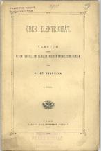 Über Elektricität