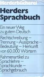 Herders Sprachbuch