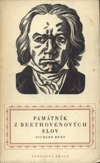 Památník z Beethovenových slov
