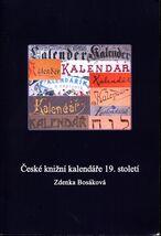 České knižní kalendáře 19. století