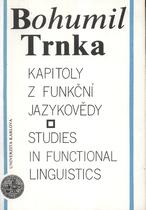 Kapitoly z funkční jazykovědy