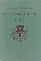 O litoměřickém víně