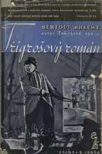 Třígrošový román