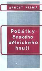 Počátky českého dělnického hnutí