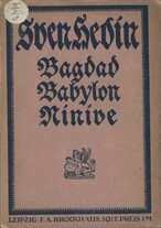 Bagdad Babylon Ninive