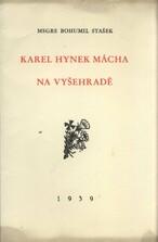 Karel Hynek Mácha na Vyšehradě