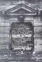 Básnické dílo Egona Bondyho