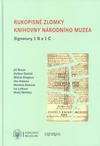 Rukopisné zlomky Knihovny Národního muzea